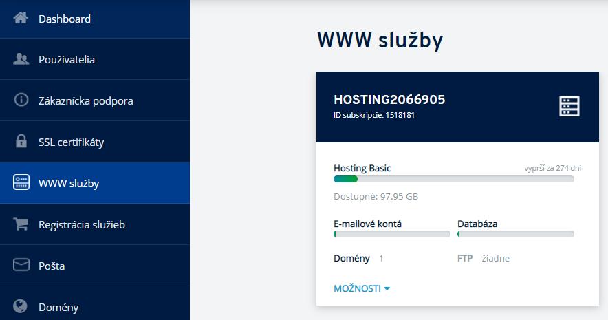 Ako spravovať antispamové nastavenia v Klientskom paneli IONOS.sk?